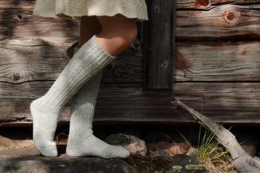 Pitkät villasukat | aitta